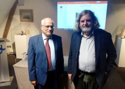 Israel J. Yuval en Claude B. Stuczynski